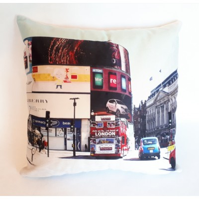 Coussin ''Leicester Square''  - 18 x 18